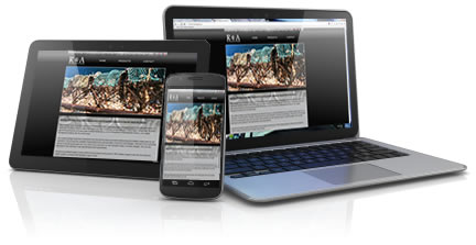 Basic Marketing Website, optional addition of being optimised for Tablets and Smartphones