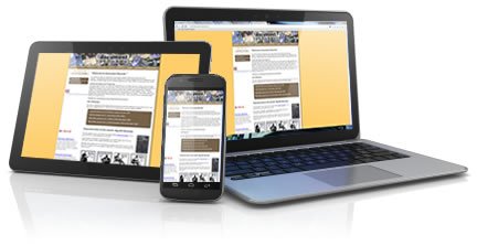 E-Commerce Website, optional addition of being optimised for Tablets and Smartphones