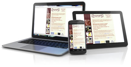 Single Page Website, optional addition of being optimised for Tablets and Smartphones